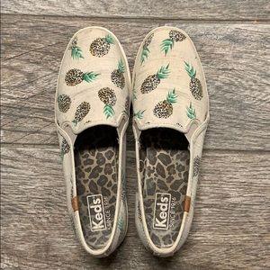 Keds Pineapple Slip-On Sneakers